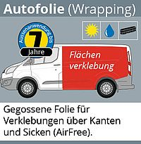 Autofolie (Wrapping)