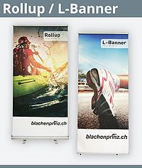 Rollup / L-Banner